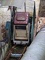 Štěchovická přehrada, kabina lanovky.jpg