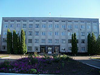 Andrushivka - City hall