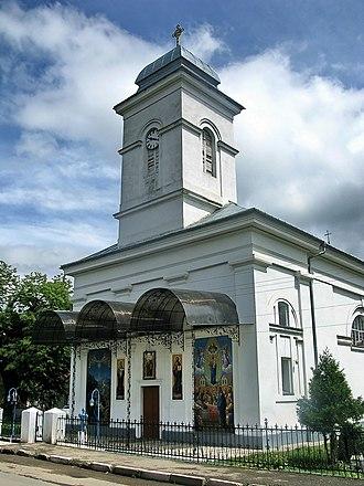 Vashkivtsi - St Nicholas Church