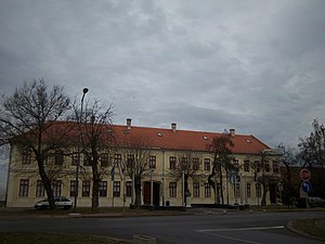 Polytechnic Lavoslav Ružička Vukovar - Image: Велеучилиште Лавослав Ружичка у Вуковару