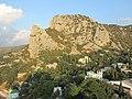 Вид на гору Кошка с горы Панеа. Симеиз. Крым. Сентябрь 2012 - panoramio.jpg