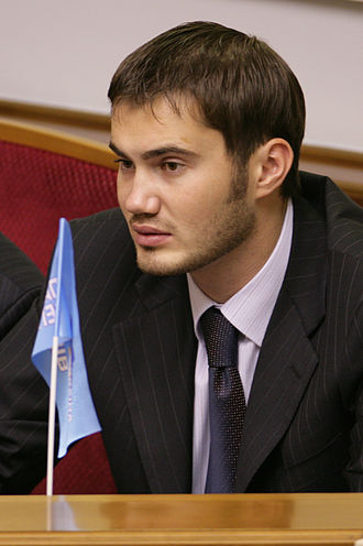 Viktor Viktorovych Yanukovych - Image: Виктор Викторович Янукович