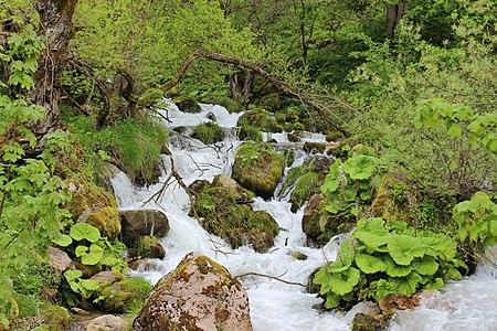 Garska River, Macedonia