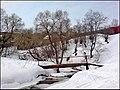 Ещё мостик через Нахабинку (или Грязеву) - panoramio.jpg