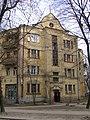 Житловий будинок 1928р.(наріжна частина), вул.Чернишевська,88, м.Харків.JPG