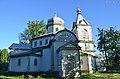Коленці. Дерев'яна церква Косьми і Даміана. 1874 р..jpg