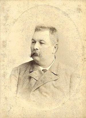 Marko Kropyvnytskyi - Marko Kropyvnytsky in 1890s