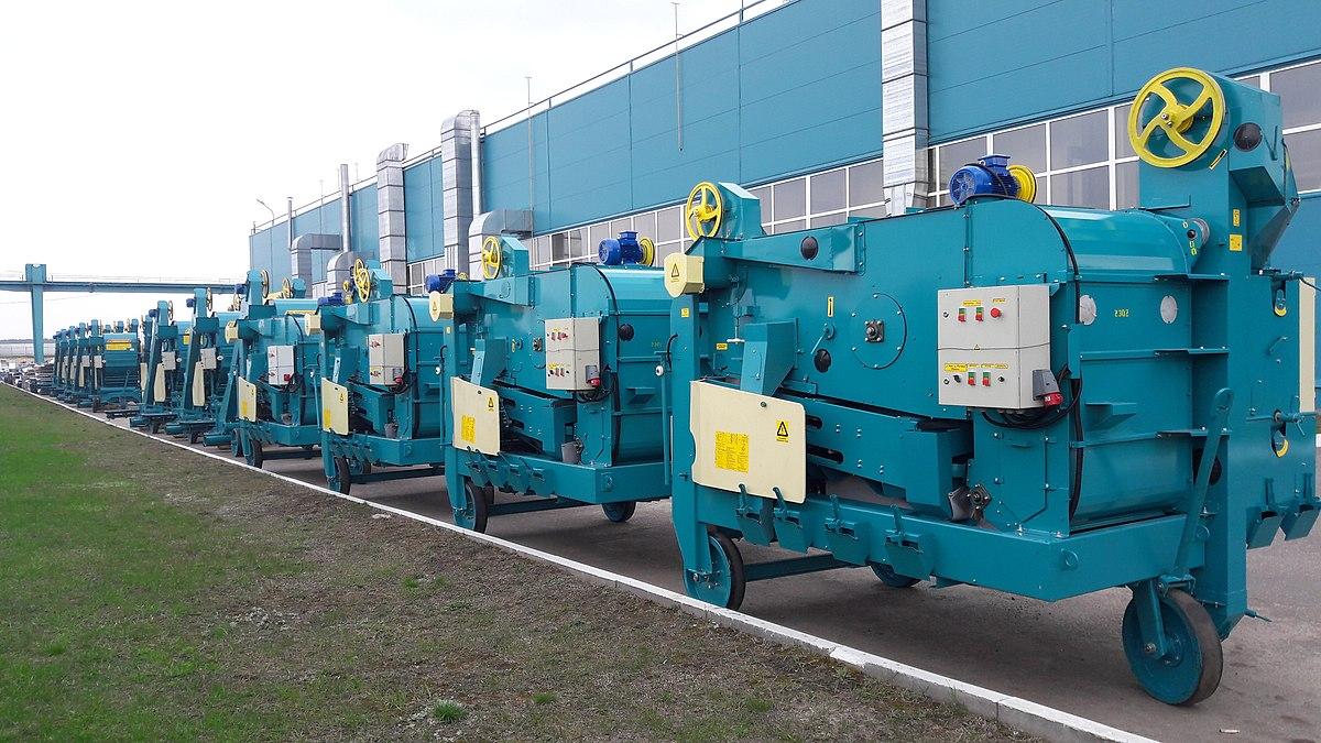 Зерноочистительная машина для элеватора ленточные конвейеры пвх