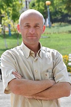 Микола Василечко, вересень 2016