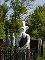 Могила Ольги Павловны Калининой на Воскресенском кладбище Саратова.jpg