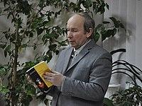 Олександр Роговий у Вінницькому Домі поета.jpg
