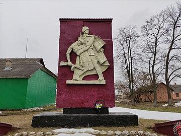 Пам'ятник воїнамодносельчанам у с Великі Цепцевичі.jpg