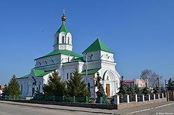 Радомишль. Миколаївський собор. 1864-83 рр. Історизм.jpg