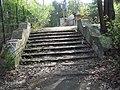 Сестрорецк СПб. ул.Сосновая 18. Историческая лестница.JPG