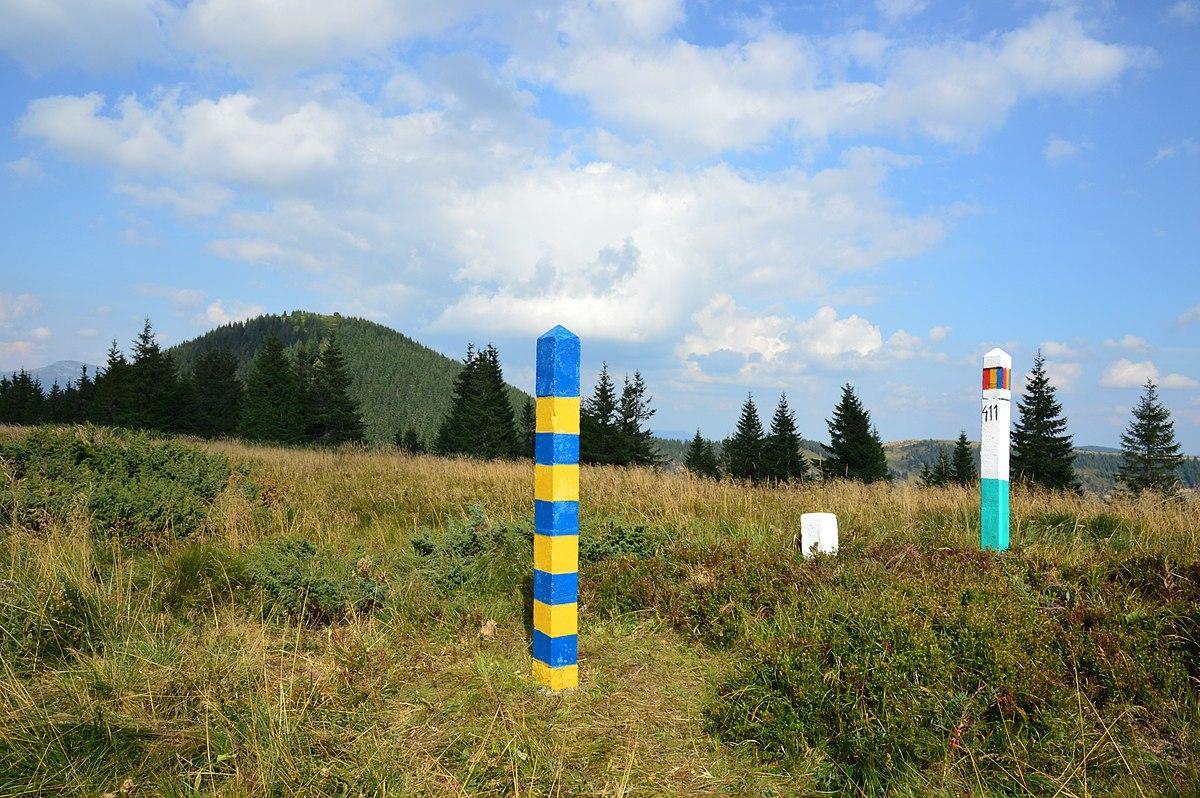 Омелян пропонує побудувати на Прикарпатті пропускні пункти на кордоні з Румунією