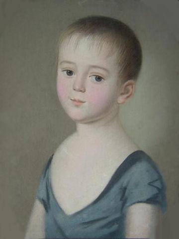 Фёдор Тютчев. 1806—1807гг.