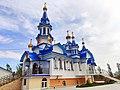 Церковь в честь Казанской иконы Божией Матери в селе Ильинка Володарского района Астраханской области.jpg