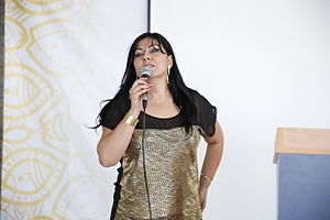 Music of Palestine - Amal Murkus is a Palestinian singer.