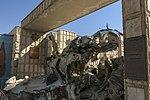 لاشه هواپیمای سوخوی 22m3k موزه جنگ همدان-Carcass plane Sukhoi22m4k.jpg