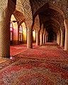 مسجد جامع نصیرالملک، یک روز پاییزی.jpg