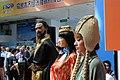 中国新疆女郎 China Xinjiang girl 中国新疆乌鲁木齐市 China Xinjiang U - panoramio.jpg