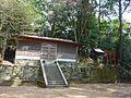 八幡神社 下市町善城 Hachiman-jinja 2011.4.21 - panoramio.jpg