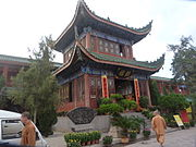 Daxiangguo Temple's drum tower