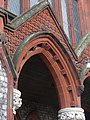 -2019-09-28 Arch over front doorway, Cromer Methodist Church, West Street, Cromer.JPG