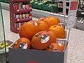 -2019-10-21 Pumpkins for sale, Coop, Cromer.JPG