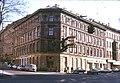 004L03----73 Stadt, Wiedner Hauptstrasse - Schönburggasse, Cafe Schönburg später umgebaut in Bankfiliale.jpg