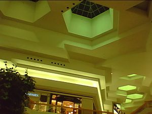 Fairlane Town Center - Interior.