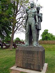Resistance monument 's-Hertogenbosch