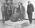 "05139 Grand Canyon ""Brighty"" Sculpture with Creator and Rangers 1967 (4739748562).jpg"