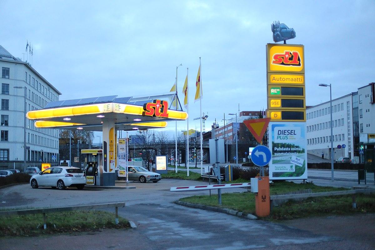 Biodiesel St1