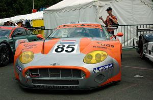 Spyker Squadron - Image: 06LM 85Spyker