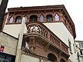 093 Casa Domènech i Montaner (Canet de Mar), façana de la riera Gavarra.JPG