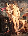 0 Saint Sébastien secouru par les anges - Pierre Paul Rubens (1).JPG