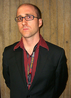Kieron Gillen - Gillen at the 2011 New York Comic Con