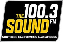 "Final logo used as ""The Sound""."