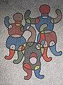 1070 Lindengasse 57 - Mosaik Spiel von Florentina Pakosta 1968 IMG 0611.jpg