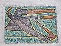 1210 Jedleseerstraße 79-95 Stg. 15 - Mosaik-Hauszeichen Zimmermannswerkzeuge von Herbert Schütz 1955 IMG 0648.jpg