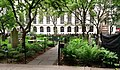 12 - The north graveyard of Trinity Church, NYC, where James Gordon is in an unmarked grave.jpg