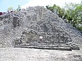 13Cobá - Grupo Nohoch Mul right side.jpg