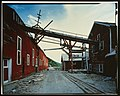 147. LINES FROM CONCENTRATION MILL TO LEACHING PLANT, LOOKING SOUTH - Kennecott Copper Corporation, On Copper River ^ N - LOC - hhh.ak0003.color.570358c.jpg