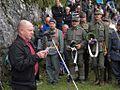 15. spominska slovesnost za padle v prvi svetovni vojni na Mrzlem vrhu 06.JPG