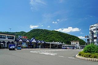 Obama Station Railway station in Obama, Fukui Prefecture, Japan