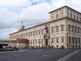 Roma e Lazio al Quirinale