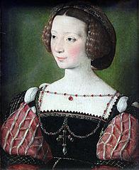 Portrait of Beatrix Pacheco, Countess of Montbel und Entremonts