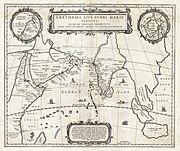 1658 Jansson Map of the Indian Ocean (Erythrean Sea) in Antiquity - Geographicus - ErythraeanSea-jansson-1658.jpg