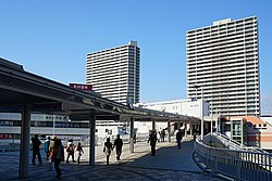 JR Takatsuki Station and Actamore